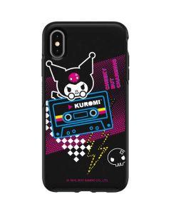 Kuromi Cheeky but Charming Otterbox Symmetry iPhone Skin