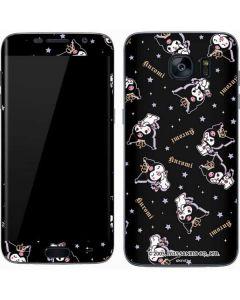 Kuromi Crown Galaxy S7 Skin