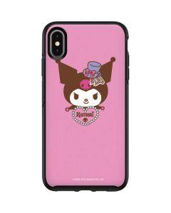 Kuromi Mischievous Otterbox Symmetry iPhone Skin