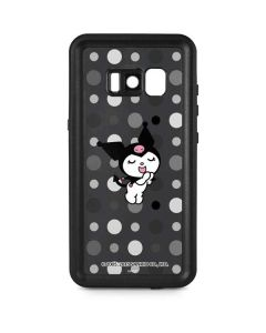 Kuromi Singing Galaxy S8 Plus Waterproof Case