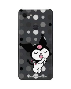 Kuromi Singing Google Pixel 3 XL Skin