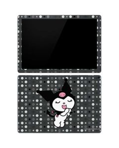 Kuromi Singing Google Pixel Slate Skin