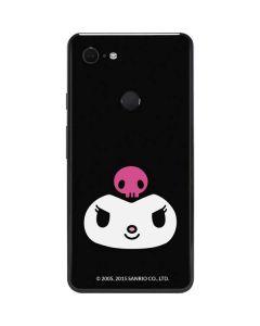 Kuromi Skull Google Pixel 3 XL Skin