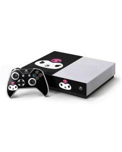 Kuromi Skull Xbox One S All-Digital Edition Bundle Skin