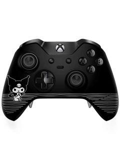 Kuromi Stripes Xbox One Elite Controller Skin