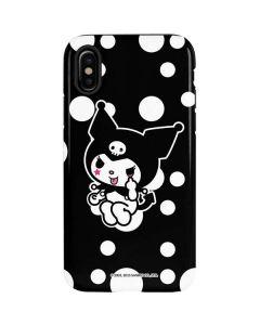 Kuromi Troublemaker iPhone X Pro Case