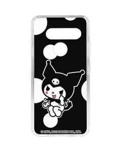 Kuromi Troublemaker LG V40 ThinQ Clear Case