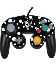 Kuromi Troublemaker Nintendo GameCube Controller Skin