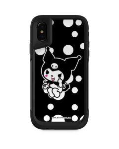 Kuromi Troublemaker Otterbox Pursuit iPhone Skin
