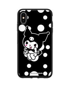Kuromi Troublemaker Otterbox Symmetry iPhone Skin