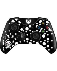 Kuromi Troublemaker Xbox One Controller Skin
