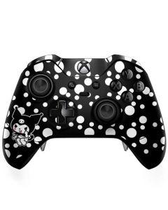 Kuromi Troublemaker Xbox One Elite Controller Skin