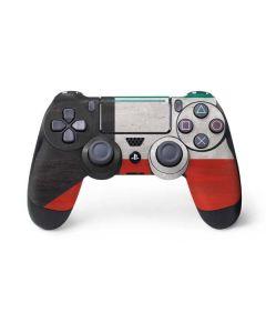 Kuwait Flag Distressed PS4 Pro/Slim Controller Skin