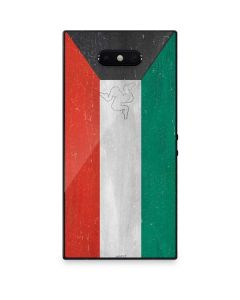 Kuwait Flag Distressed Razer Phone 2 Skin