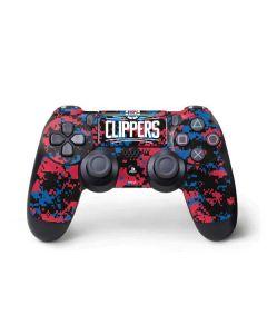 LA Clippers Digi Camo PS4 Pro/Slim Controller Skin