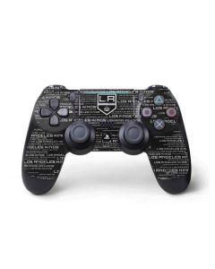 LA Kings Blast PS4 Pro/Slim Controller Skin