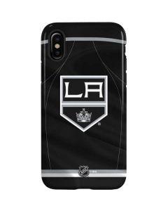 LA Kings Jersey iPhone X Pro Case
