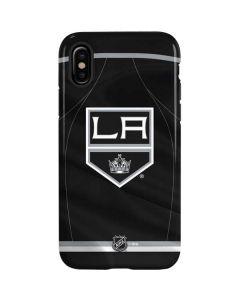 LA Kings Jersey iPhone XS Pro Case