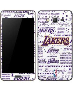 LA Lakers Historic Blast Galaxy Grand Prime Skin