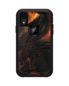 LA Williams Belial Dragon Otterbox Defender iPhone Skin