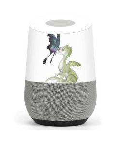 LA Williams Boo Google Home Skin