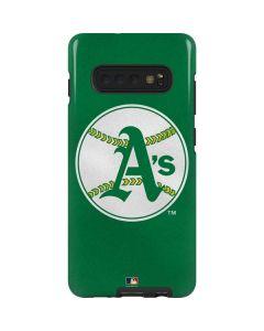 Large Vintage Athletics Galaxy S10 Plus Pro Case