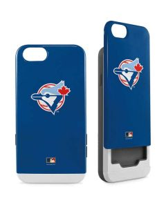 Large Vintage Blue Jays iPhone 6/6s Wallet Case
