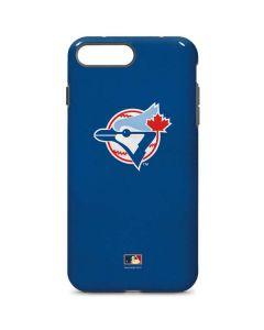Large Vintage Blue Jays iPhone 8 Plus Pro Case