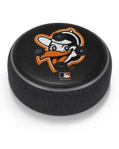 Large Vintage Orioles Amazon Echo Dot Skin