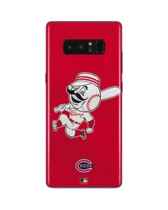 Large Vintage Reds Galaxy Note 8 Skin