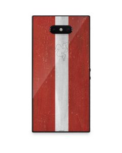 Latvia Flag Distressed Razer Phone 2 Skin
