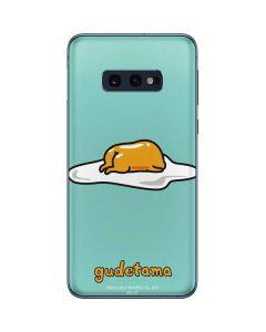 Lazy Gudetama Galaxy S10e Skin