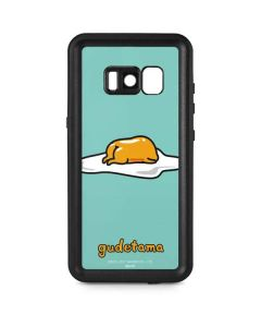 Lazy Gudetama Galaxy S8 Waterproof Case