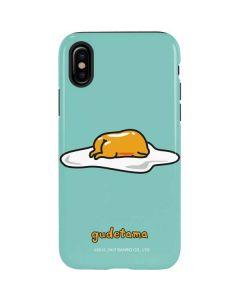 Lazy Gudetama iPhone XS Pro Case