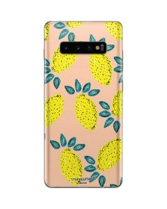 Lemon Party Galaxy S10 Plus Skin