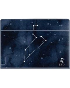 Leo Constellation Galaxy Book Keyboard Folio 12in Skin