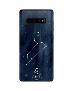 Leo Constellation Galaxy S10 Plus Skin