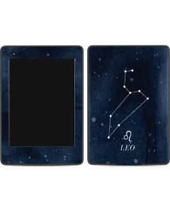 Leo Constellation Amazon Kindle Skin