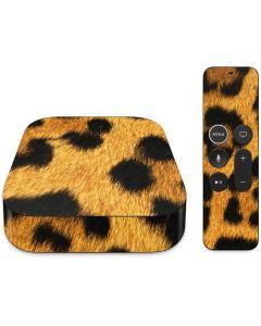 Leopard Apple TV Skin