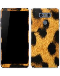 Leopard LG G6 Skin
