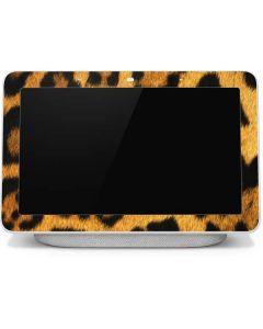 Leopard Google Home Hub Skin