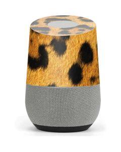 Leopard Google Home Skin