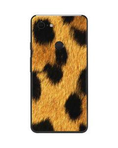 Leopard Google Pixel 3 XL Skin