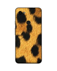 Leopard Google Pixel 3a Skin