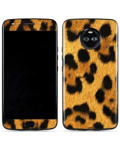Leopard Moto X4 Skin