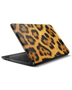 Leopard HP Notebook Skin