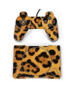 Leopard PlayStation Classic Bundle Skin