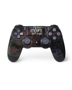 Let Your Colors Shine Bright PS4 Pro/Slim Controller Skin