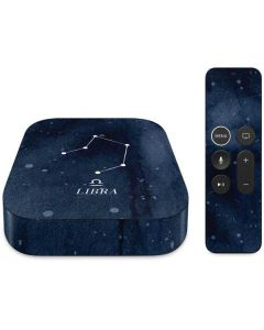 Libra Constellation Apple TV Skin