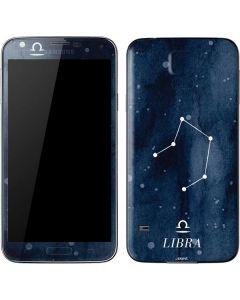 Libra Constellation Galaxy S5 Skin